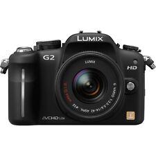 Panasonic Boxed LUMIX DMC-G2K Digital Camera - Ex-Display