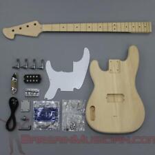 Bargain Musician - BK-008L - LEFT Hand Unfinished Luthier BASS Guitar Kit