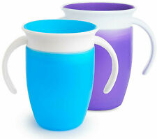2 x Baby Trainer Cup 360 | 207 ml | Munchkin Miracle | Toddler | Pack of 2 Cups