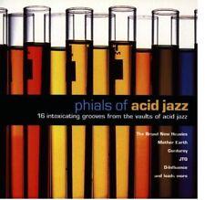 Phials Of Acid Jazz: The James Taylor Quartet Mother Earth Humble Souls Corduroy