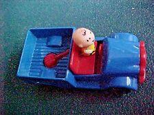 Peanuts Charlie Brown driving Truck Figurine