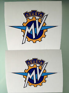Stickers / Decals for MV Agusta