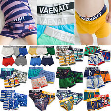 "Vaenait Baby Kids Boys Boxer Brief Underwear Short Set ""Pantie 48style"" 2T-7T"