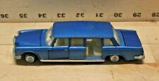 Vintage Dinky Toys Mercedes Benz 600 #128