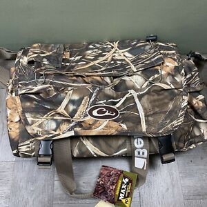Drake Benelli Floating Blind Bag Max 4 Camo Waterfowl Systems Large Dunk Hunting
