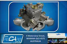 Honda Civic Prelude 1500 1600 - GENUINE WEBER 40 DCOE Kit - Recon. Lynx Manifold