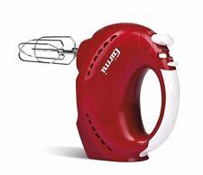 Mixer sbattitore da cucina Girmi impastatore frullatore fruste SB01 rosso Rotex