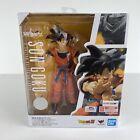 Son Goku: A Saiyan Raised on Earth Dragon Ball Z Figure Bandai S.H. Figuarts