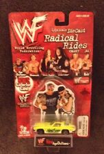 New Age Outlaws - WWE / WWF Wrestling 1/64 Scale Chevy Corvette - Radical Rides