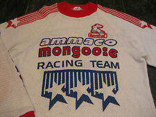 Mongoose BMX Race Top Vecchia Scuola Bmx Mongoose ORIGINALE 80S BMX Race Top V RARO!!!