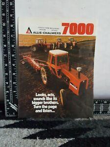 Allis Chalmers 7000 Brochure