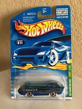 Hot Wheels 2001 Treasure Hunt~DEORA~Nice Card VHTF