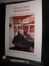 Book, Meteorites,Collecting Meteorites starting in your own back yard (164)