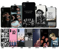 One Direction 2020 Styles Niall Louis Soft Rubber Case For iphone 7 Plus XR 11