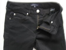New Womens Marks & Spencer Black Jeggings Size 16 Medium Leg 29 DEFECT