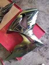 09-16 Suzuki GSXR 1000 Right Side Lower Fairing Plastic Cowl CUSTOM PAINT OEM