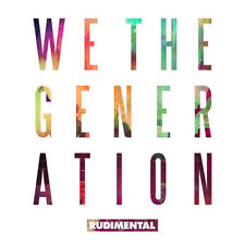 Rudimental - We The Generation (Deluxe) [New & Sealed] CD