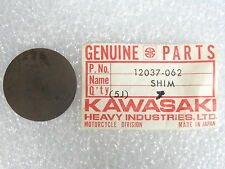 Kawasaki NOS NEW  12037-062 Tappet Shim 2.75T KZ KZ750 LTD CSR 1976-84