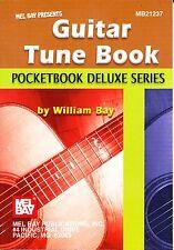 Deluxe Pocket  Book-Guitar Tune Book