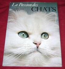 LA PASSION DES CHATS / CHRISTINE METCALF