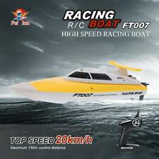 Fei Lun Ft007 2.4G 4Ch 20km/h High Speed Radio Control Rc Boat I3D2