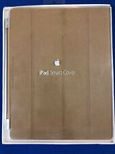 Apple iPad Smart Cover for the iPad 2 and iPad 3  Leather Tan iPad 9.7""