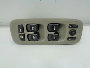 2005-2006 Volvo XC70 Master Window Switch Front Left Side OEM AK2009297