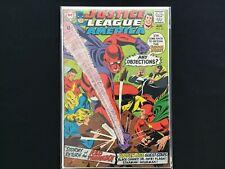 JUSTICE LEAGUE OF AMERICA #64 Lot of 1 DC Comic Book!