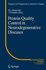Research and Perspectives in Alzheimer's Disease: Protein Quality Control in...
