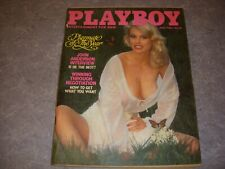 PLAYBOY Magazine, JUNE, 1980, DOROTHY STRATTEN COVER/PMOY PICTORIAL, OLA RAY!
