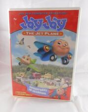 "Jay Jay the Jet Plane Adventures in Learning DVD W/ ""5 Adventures"""