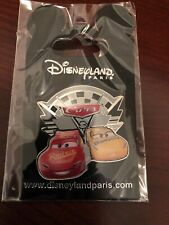Disneyland Paris - Cars 3 - Lightning McQueen and Cruz Ramirez Pin