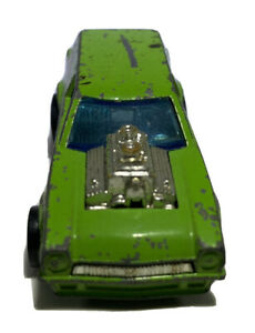 """Hot Wheels Redlines Poison Pinto """"Flying Colors"""" Well Played With Authentic"""
