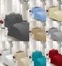 Thermal Flannelette 100% Brushed Cotton (PLAIN) duvet set With Pillow Cases