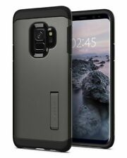 Case SPIGEN SGP Tough Armor for Samsung Galaxy S9 - GUNMETAL - 592CS22845