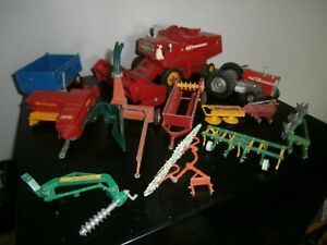 LOT ENGINS AGRICOLE BRITAINS A RESTAURER