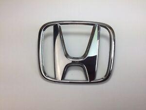 Genuine Honda Rear Emblem Badge 75700-SZH-0000