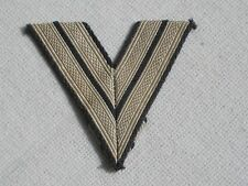 ORIG Luftwaffe EMBLEMA GERARCHICO obergefreitenwinkel in stoffa LW