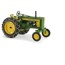 John Deere 620 TRACTOR WITH CHAINS 1:16 Scale Tractor --#LP64437