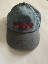 Vintage Winchester Trucker Snapback Hat Rifle Gun Firearm Hunting Brand