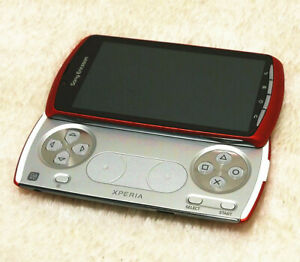 Sony Ericsson XPERIA PLAY R800i Smartphone Unlocked GSM Android Game (orange)