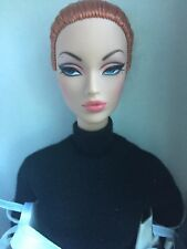 """2014 FR Integrity GLOSS Dial """"V"""" For Victoire Roux Fashion Royalty Doll Giftset"""