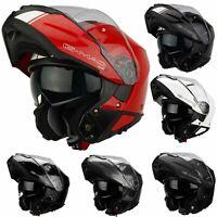 Flip Up Front Motorcycle Helmet > G-Mac Glide Evo Modular Sun Visor Motorbike