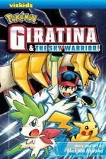 Pokemon: Giratina and the Sky Warrior!, Vol. 4 by Makoto Hijioka (2009, Paperbac