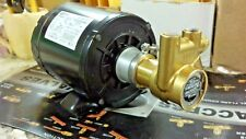 PROCON PUMP KIT WITH MOTOR, BRASS PROCON PUMP, DUAL VOLTAGE MOTOR