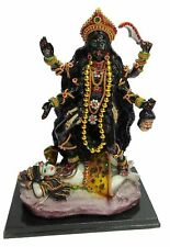 Kali Maa Resin Statue Sacred Energized Powerful Idol Blessed Sculpture