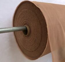 "Mosquito noseeum military netting/net 64"" wide x 500 yards roll, tan color"