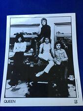 "8"" X 10"" vintage Photo rock music Queen christopher hopper Freddy Mercury"