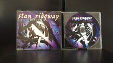 Stan Ridgway - Knife & Fork 3 Track CD Single Australia Release