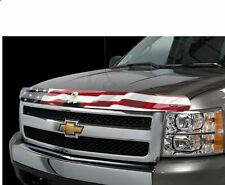 Stampede Bug Shield Vigilante American Flag For 2007-2013 Chevy Silverado 1500